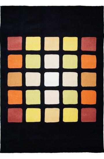 FANTASIA 90819 Black/Orange