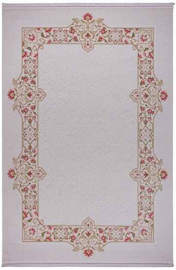 ERCIYES 0092 Ivory/Pink