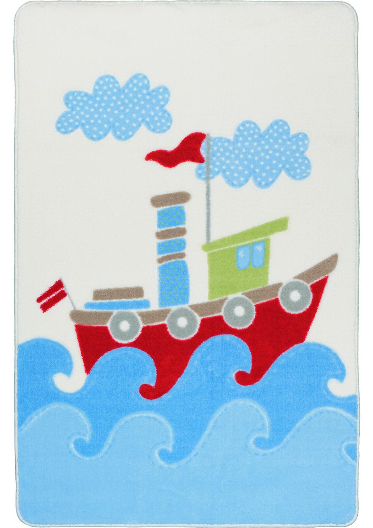 Килим BABY SHIP Blue