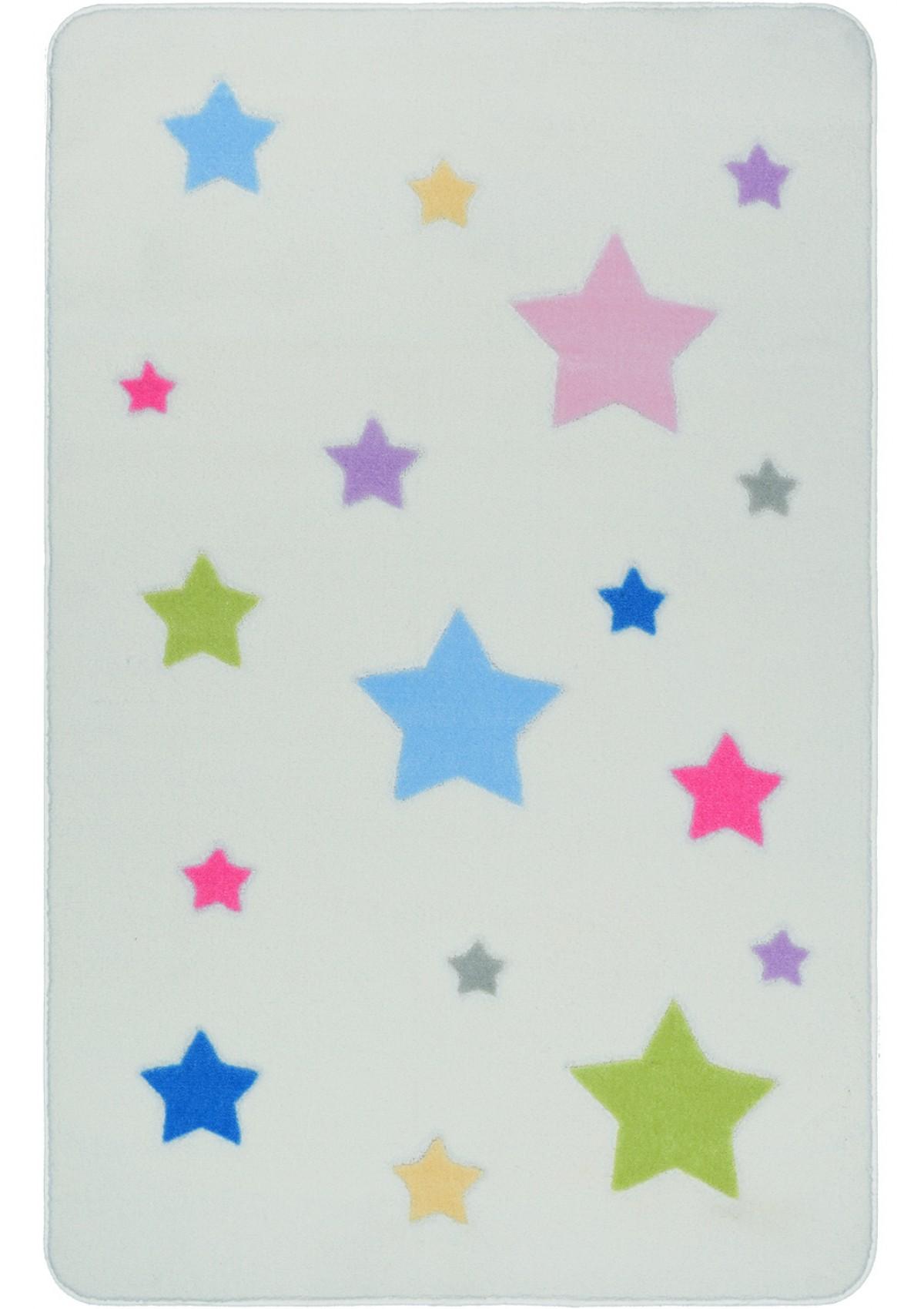 Килим BABY STARS WHITE