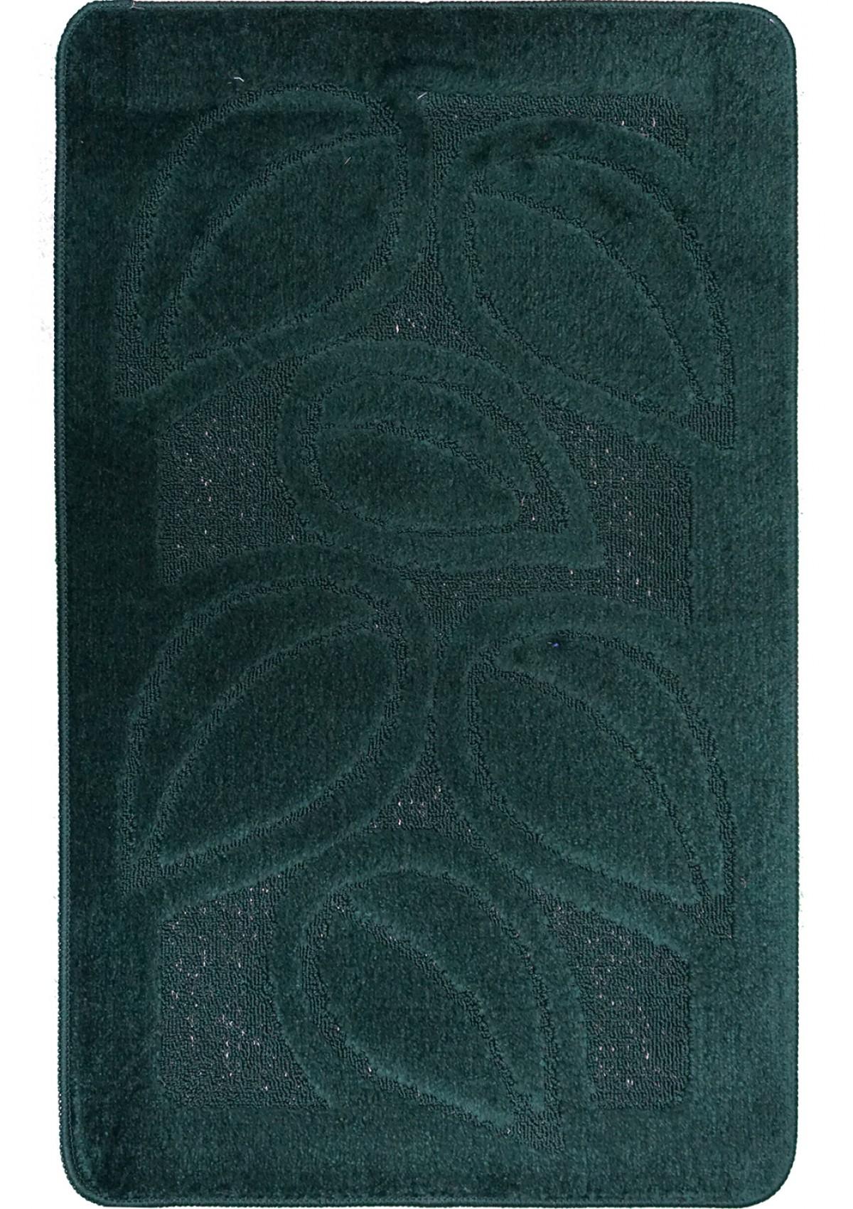 Килимок FLORA 2536 pc1 HUNTER GREEN