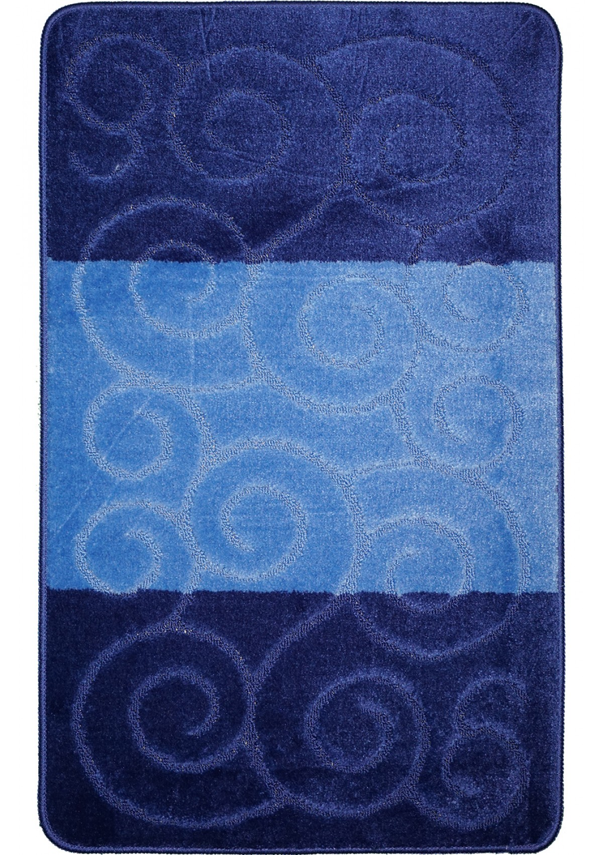 Килимок SILE BQ 2582 pc2 D.BLUE