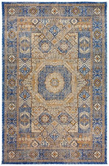PASSION 3855A BLUE / BLUE