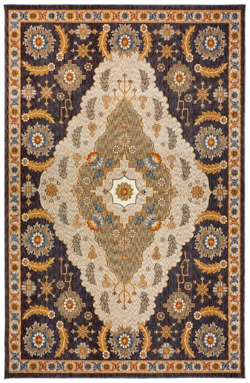 PASSION 3856A BROWN / BEIGE
