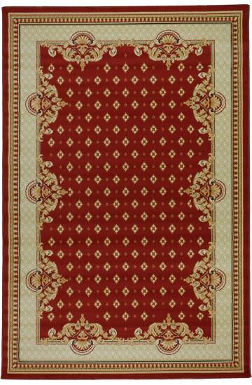ALMIRA 2356 RED / CREAM